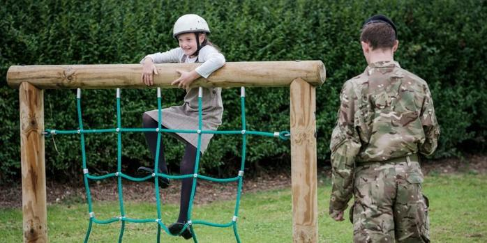 Assault Course and New Family Activities