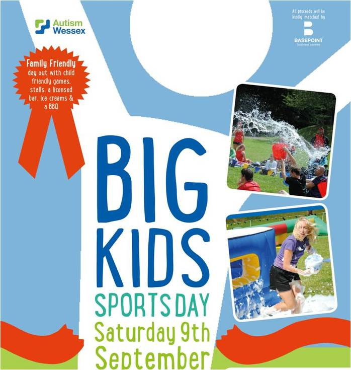 Autism Wessexs Big Kids Sports Day