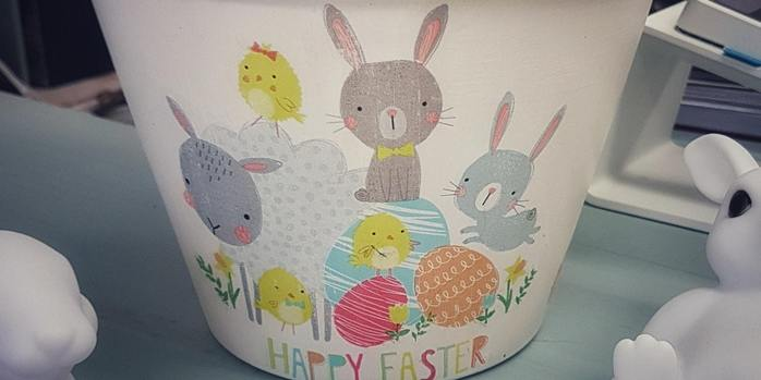 Childrens Easter Pot Workshop