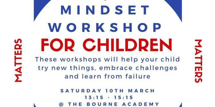 Growth Mindset Workshop for Children