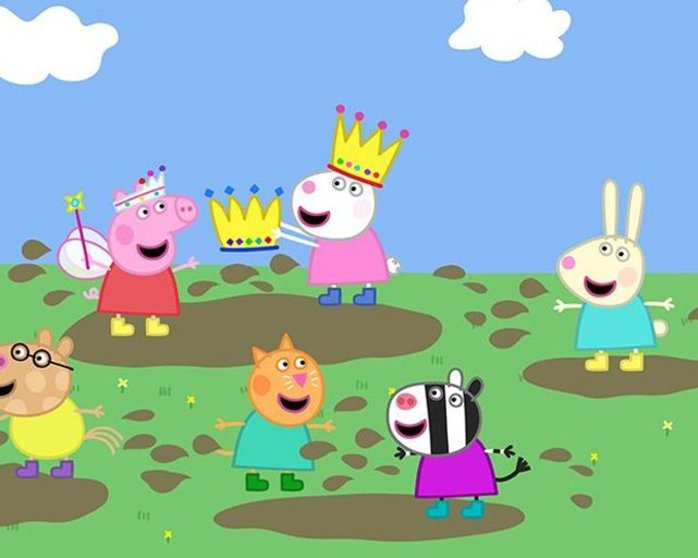 Peppa Pig Story and Crafts Morning