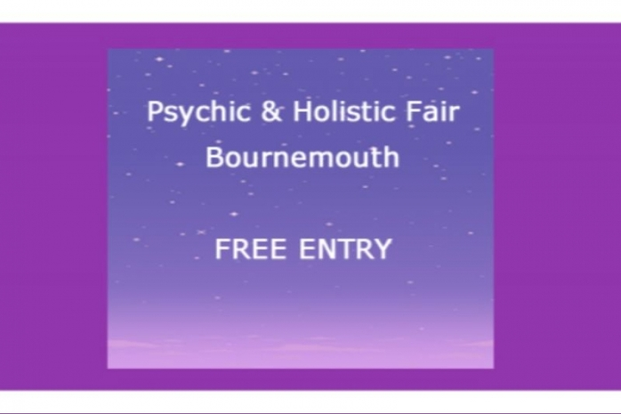 Psychic Holistic Fair