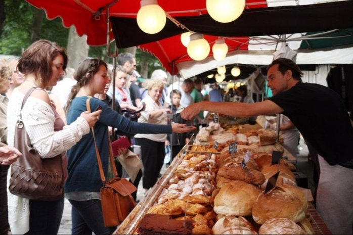 Shaftesbury Flavours of the World Market
