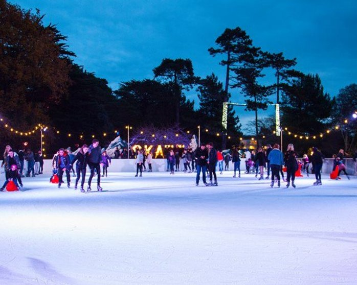 Skate Bournemouth: Outdoor Ice Rink