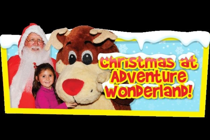 Wild Christmas at Adventure Wonderland